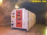 Refuge Chamber, Mine of Aguablanca, Badajoz, Spain